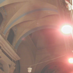 voûtes de l'église Sainte Polycarpe