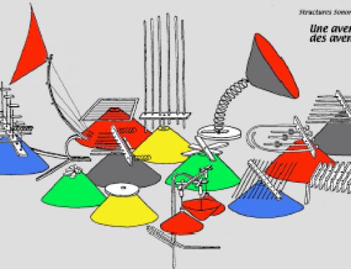 Structures sonores Baschet